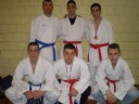 Karate: Seniori Dinama