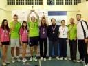 Badminton prvi B turnir