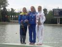 Biljana Relić, zlato u k-1 200m