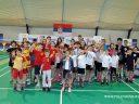 Međuskolski badminton turnir u obrenovcu