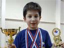 Stoni tenis: Marko sa dva pehara i dve zlatne medalje