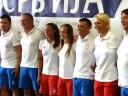 Anja sa reprezentacijom za Rio