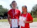 Atletika: Dušan i Ana