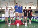 Badminton: ekipa Dinama