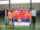 Badminton: Juniori Srbije