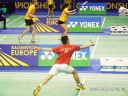 Badminton: Luka Milić