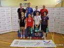 Badminton: Osvajači medalja