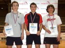 Badminton: Pobednici do 17 godina