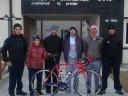 Biciklisti Radničkog na Kopaoniku