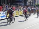 Biciklizam: Sprint u Nišu, Stević sasvim desno