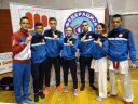 Ekipa Dinama na prvenstvu Srbije