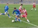 FK Dinamo - FK Bačka 1901 (0:3)