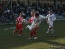 Fudbal: Borac - Bačka 1901