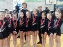 Gimnastičarke kluba Ruslana