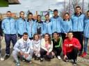 Kadeti i  juniori Dinama Kupu Vojvodine