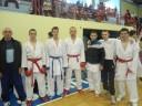 Karate ekipa Dinama