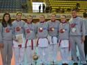 Karate ekipa Knjaza