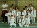 Karate klub Pančevo 92 klinci