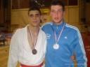 Karate: Lugić i Bitević