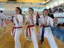 Karate: Tim kadetkinja Dinama