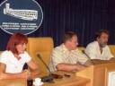 Konferencija za novinare Trka kroz Vojvodinu