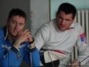 Mačevanje: Marko Milić i Danilo Nikolić