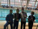 Mladi plivaci Dinama