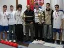 Najbolji prošle godine na Trofeju  sa selektorom Pavlovićem