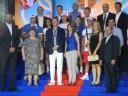 Olimpijsci sa gostima i rukovodstvom OKS