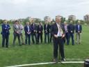Otvaranje fudbalskog terena