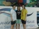 Plivanje: Anja Crevar