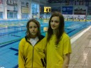 Plivanje: Sestre Crevar