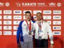 Slobodan Bitević sa trenerom