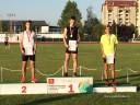 Stefan prvak Srbije na 100m