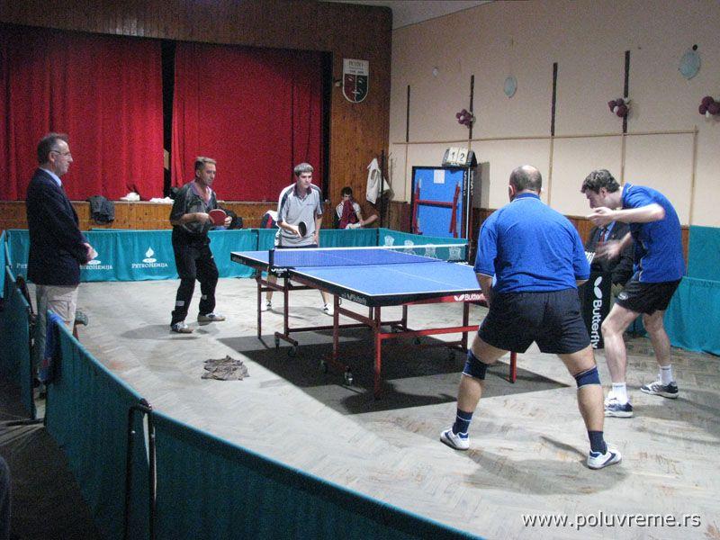 Ostali sportovi - Stoni tenis: Važni bodovi za naše stonotenisere