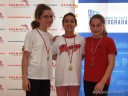 Turnir Jefimija 2012 pobednice I do IV razreda