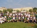 Veterani ragbi kluba Dinamo u Splitu
